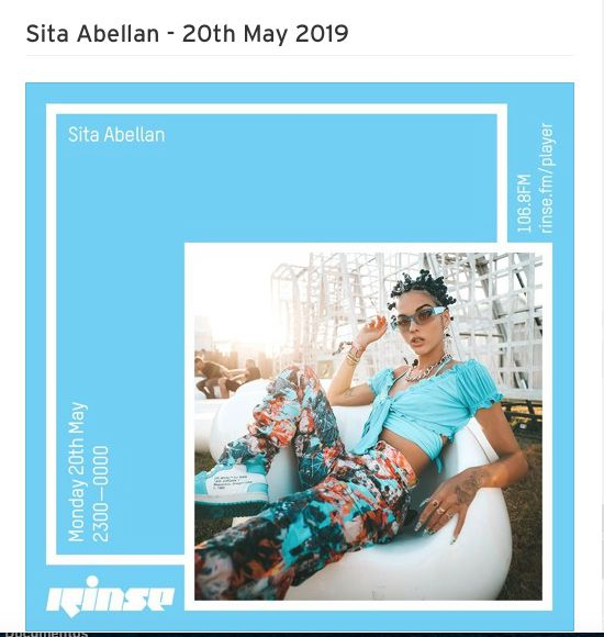 my mix for Rinse Fm  | Image 0
